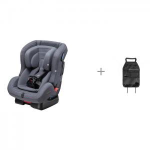 Автокресло  First 7 Plus и чехол для спинки автомобильного сиденья Esspero Keeping Daiichi