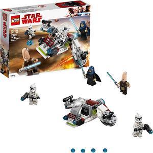 Конструктор  Star Wars 75206: Боевой набор джедаев и клонов-пехотинцев LEGO