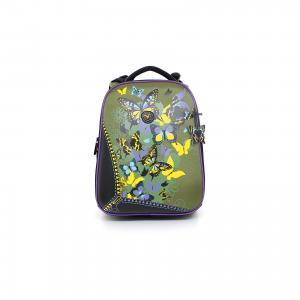 Рюкзак школьный  Бабочки без наполнения Hummingbird