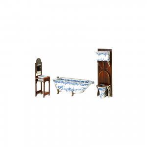 Сборная модель Ванная комната Умная Бумага