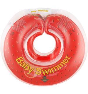 Круг , цвет: красный Baby Swimmer