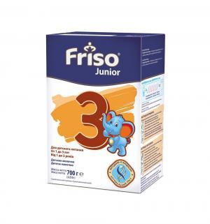 Заменитель молока  Фрисо 3 Джуниор с 12 месяцев, 700 г Friso