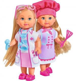 Кукла  Еви Любимая работа 12 см Smoby