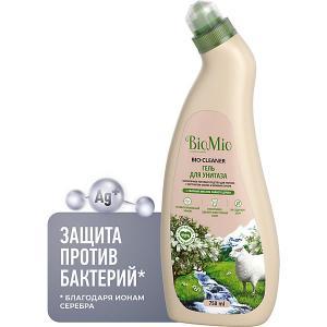 Чистящее средство для унитаза BioMio Чайное дерево, 750 мл BIO MIO