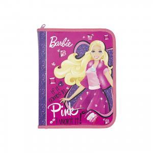 Папка для тетрадей  Barbie Kinderline