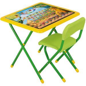 Набор мебели  Король лев (1,5-8 лет), зеленый Дэми. Цвет: разноцветный