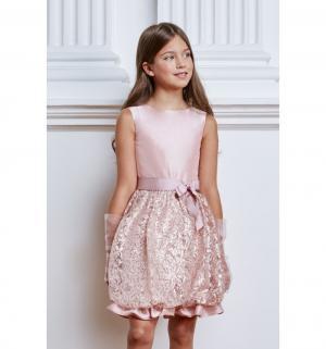 Платье , цвет: розовый Смена