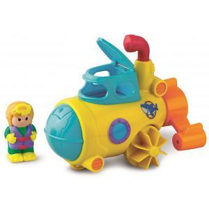 Игрушка для купания Водный транспорт, субмарина HAP-P-KID