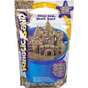 Набор для лепки Kinetic Sand Пляжный песок