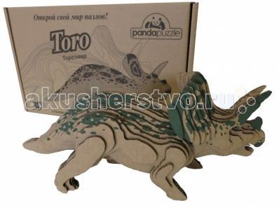 Торозавр большой 44 элемента Panda Puzzle