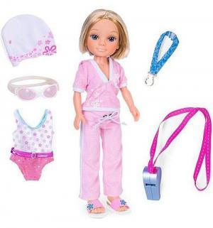 Кукла  Ненси-чемпионка с аксессуарами 43 см Famosa