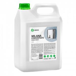 Жидкое мыло Milana Concentrate 5.3 кг Grass