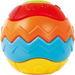 Игрушка  Мяч 3D головоломка Bebelino. Цвет: разноцветный