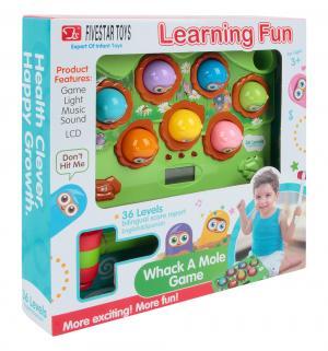 Развивающая игрушка  с молоточком Fivestar Toys