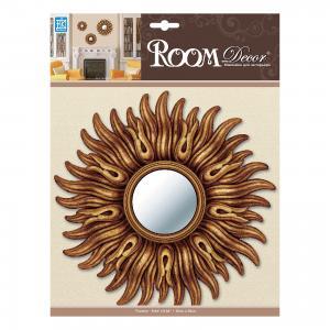 Декоративное зеркало малое №1, , золото Room Decor