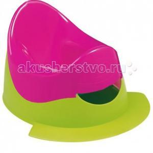 Горшок  двуцветный с подножкой Bebe Confort
