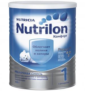 Молочная смесь  Комфорт 1 0-6 месяцев, 400 г Nutrilon