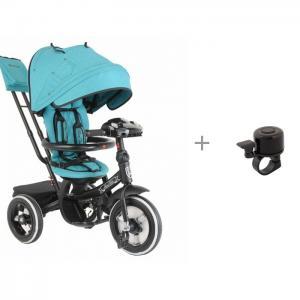 Велосипед трехколесный  Mini Trike Джинс со звонком R-Toys XN-1 Mars