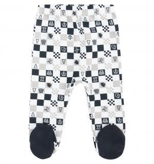Ползунки  Шахматный турнир, цвет: бежевый/серый Lucky Child
