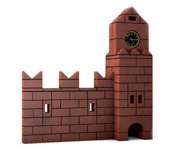 Кремль 130 деталей Brickmaster