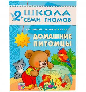 Книга развивающая Шсг «Домашние питомцы» 2+ Школа Семи Гномов