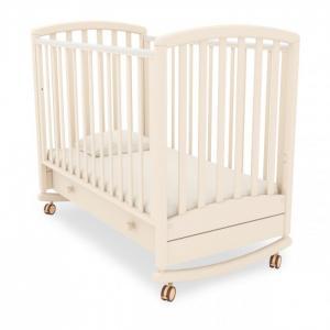 Детская кроватка  Дашенька качалка Гандылян