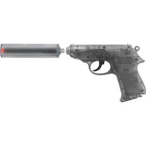 Пистолет  Специальный Агент PPK Sohni-Wicke. Цвет: серый