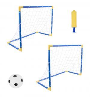 Игровой набор  Ворота футбольные + мяч MWM