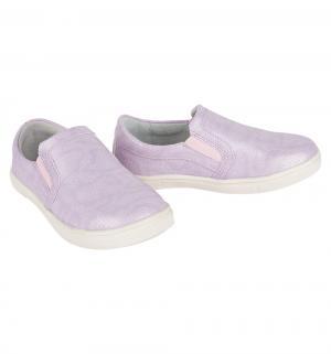 Слипоны , цвет: фиолетовый Прыг-Скок