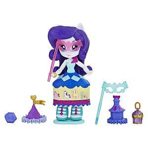 Мини-кукла Equestria Girls Рарити с аксессуарами Hasbro