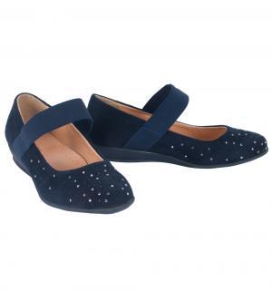 Туфли , цвет: синий Twins