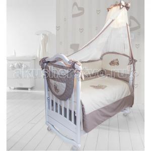 Комплект в кроватку  Мими (7 предметов) Bombus