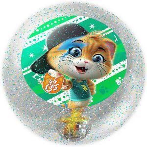 Светящийся мяч  44 котенка, Лампо John. Цвет: зеленый