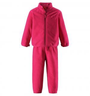 Комплект термобелья кофта/брюки  Etamin, цвет: красный Reima