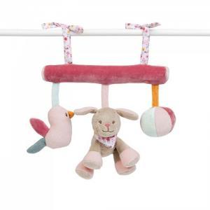 Подвесная игрушка  Iris & Lali Коала и Собачка на завязках Nattou