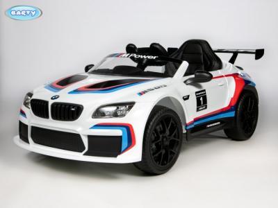 Электромобиль  BMW M6 GT3 Barty