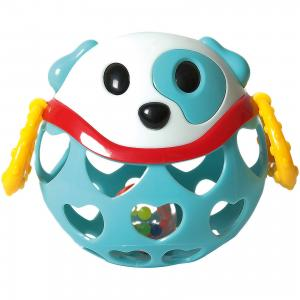 Погремушка-неразбивайка  Собака Baby Trend