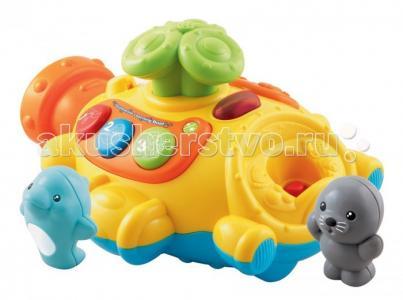 Игрушка для купания Подводная лодка 80-113626 Vtech