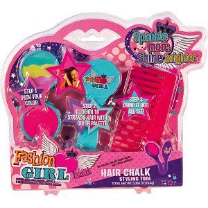 Набор детской косметики Qunxing Toys. Цвет: синий/красный