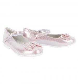 Туфли , цвет: розовый Mursu