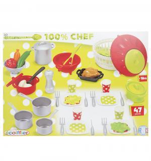 Игровой набор  Детская посуда Smoby