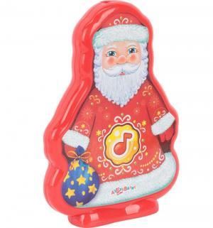 Интерактивная игрушка  Дед мороз 11.5 см Азбукварик