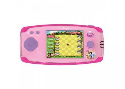 Игровая консоль Принцессы Дисней Lexibook