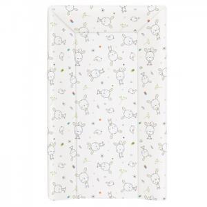 Накладка для пеленания на жестком основании с изголовьем 70х50 см Ceba Baby