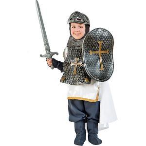 Карнавальный костюм  Рыцарь для мальчика Veneziano. Цвет: разноцветный