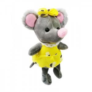 Мягкая игрушка  Mouse Sofi в платье Uviton