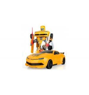 Машина на радиоуправлении  Chevrolet Camaro Bumblebee 1 : 22 MZ