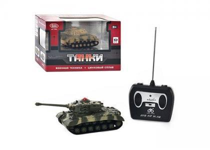 Радиоуправляемый танк с зарядным устройством М54433 Play Smart