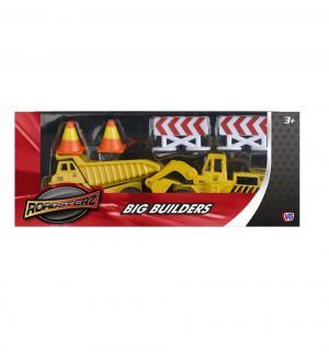 Игровой набор  Roadsterz Большие строители HTI