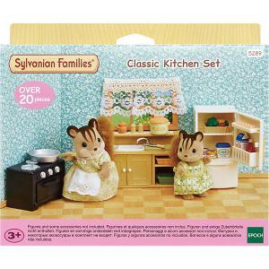 Набор Sylvanian Families Кухня и холодильник Epoch Traumwiesen